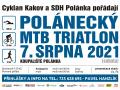 POLÁNECKÝ TRIATLON 2021 1